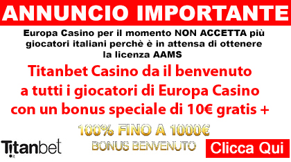 europa casino flash